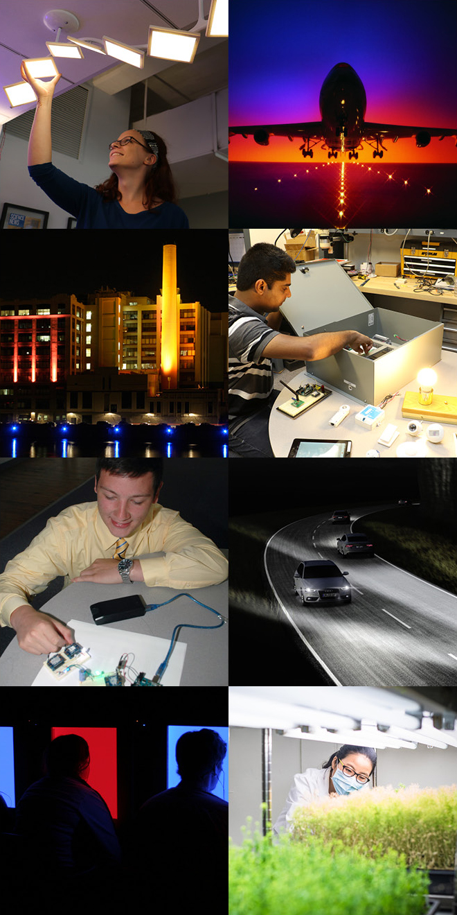 MS in Lighting | Graduate Education | Educational Opportunities | LRC