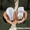 Incandescent vs CFLs