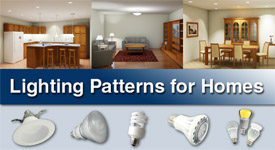 Lighting Patterns for Homes