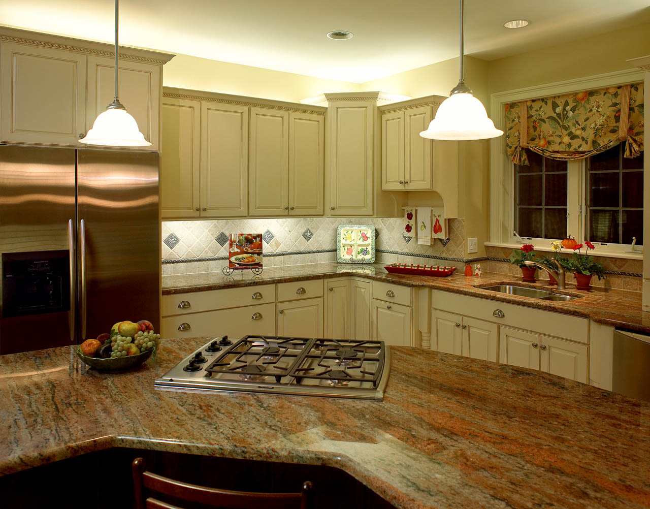 Saratoga energy efficient home projects design works programs lighting research center Energy efficient kitchen design