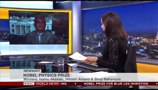 BBC Interview | Solid State Lighting | Programs | LRC