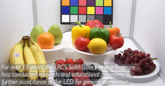 LRC Solid-State Lighting Program & Solid State Lighting at the Lighting Research Center azcodes.com
