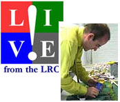 Logo for Live! From LRC