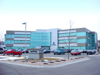 TomoTherapy HQ in Madison, Wis.