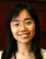 Huiying Wu, Lutron scholarship winner
