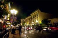 Photo: Night scene