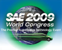 SAE 2009 World Congress logo