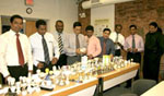 RCL representatives at the LRC